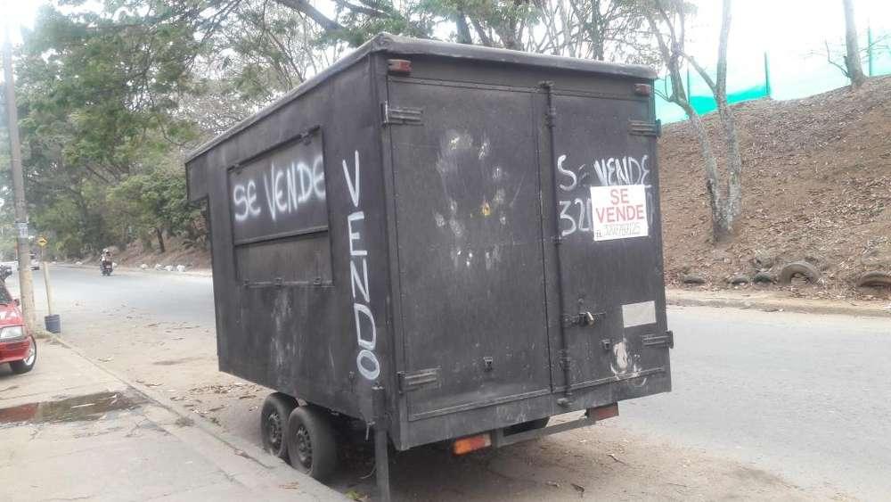 trailer para comida rapida