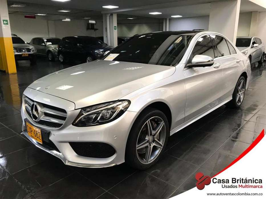 <strong>mercedes-benz</strong> Clase C 2017 - 35205 km