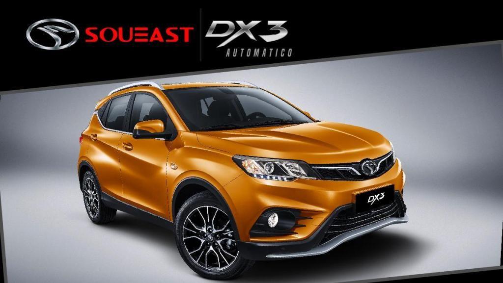 DX3 AUTOMATICO SOUEAST 2020