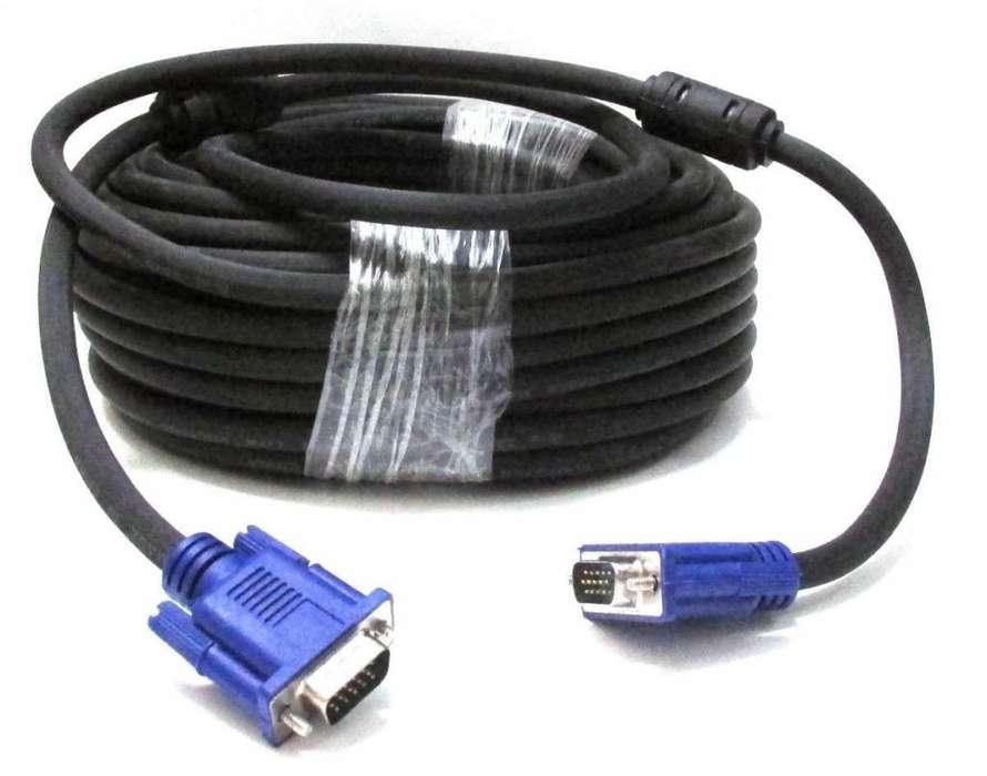 Cable Vga De 20 Metros veinte Metros
