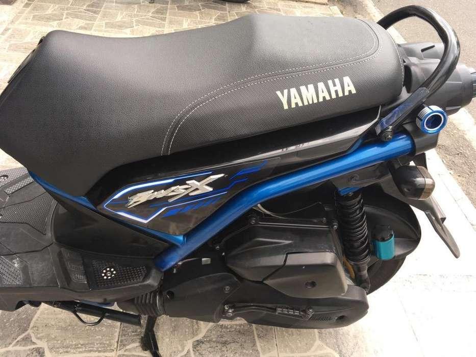 Yamaha Bwsx 2017 Linda