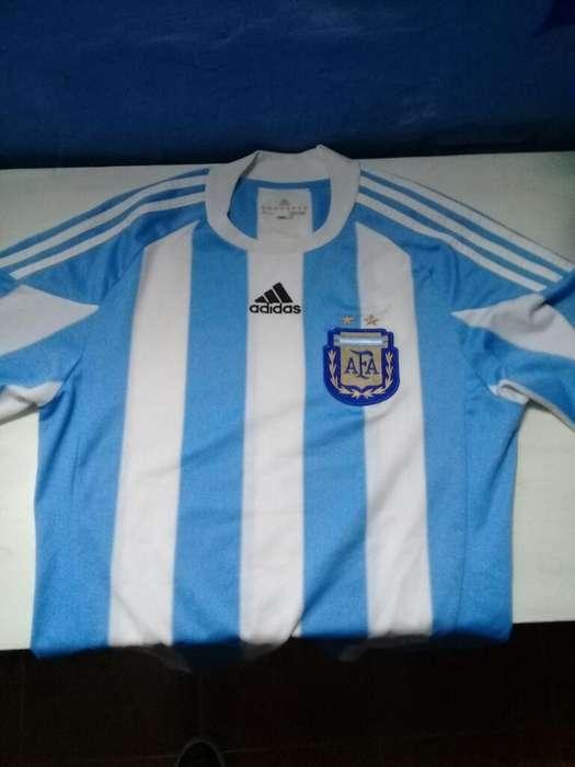 Camisetas Argentina