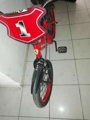 Bicicleta Ferrari