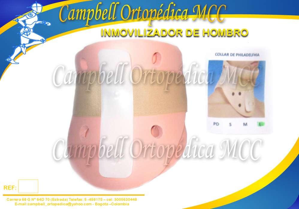 COLLAR TIPO FILADELFIA Campbell Ortopédica MCC
