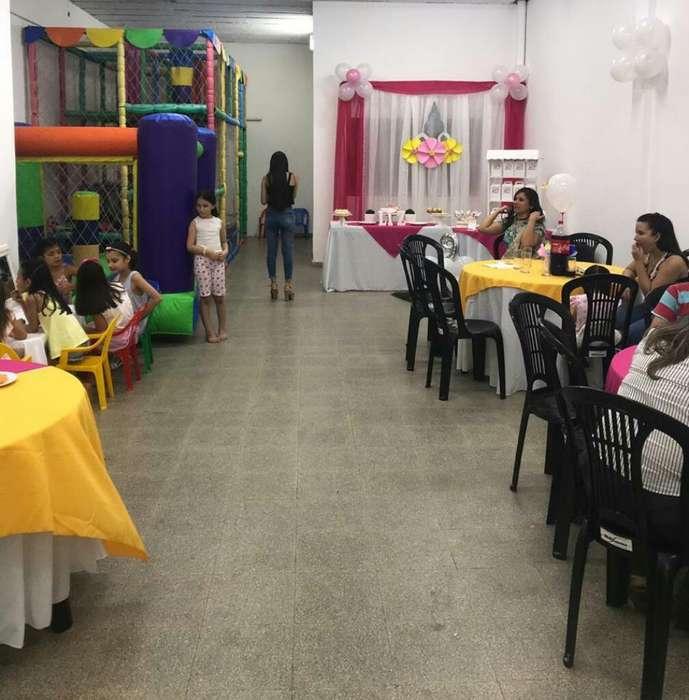 Vendo Salon de Fiestas