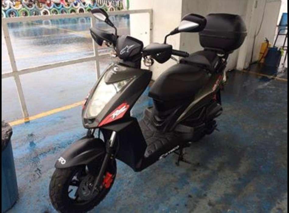 Moto Automatica Auteco Kymco Agility 125