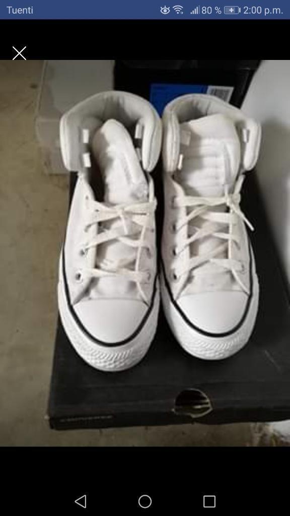 las zapatillas converse dan mucha talla