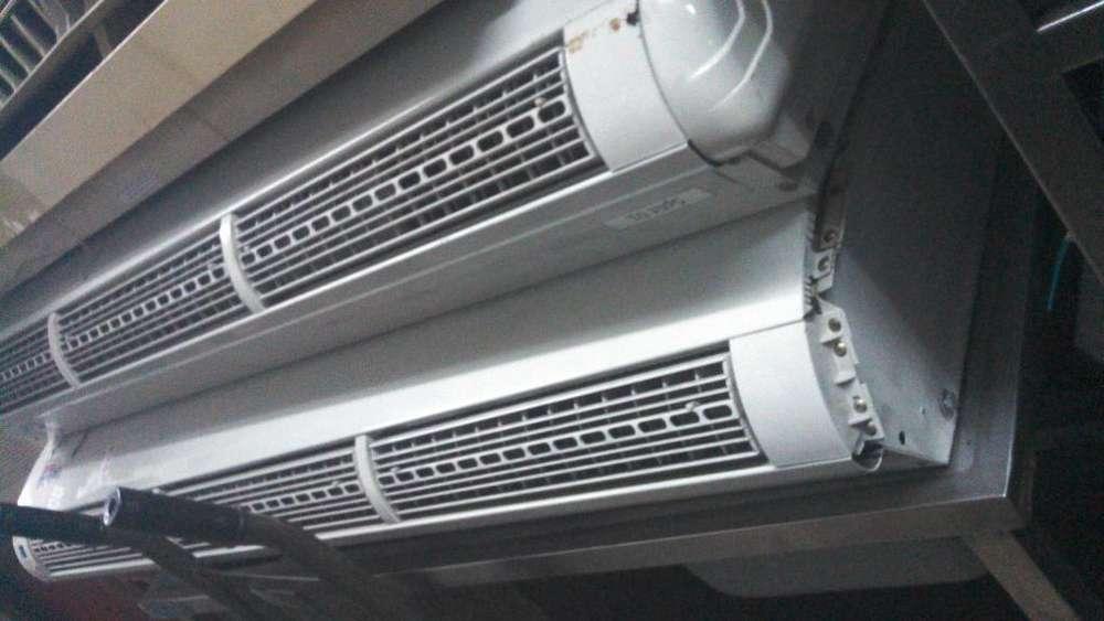 aire acondicionado goodman trifacico 12000 frio calor m ckf48 52