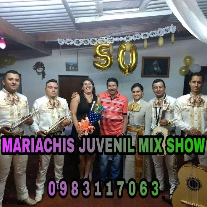 Fiestas Precios de Mariachis en Quito