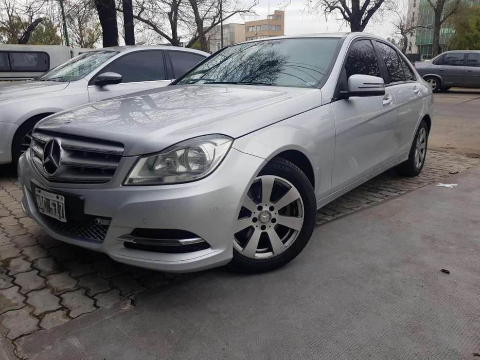 <strong>mercedes-benz</strong> Clase C 2013 - 118000 km