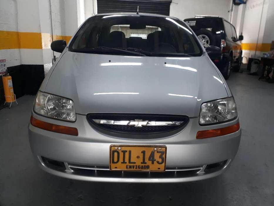 Chevrolet Aveo 2012 - 83200 km