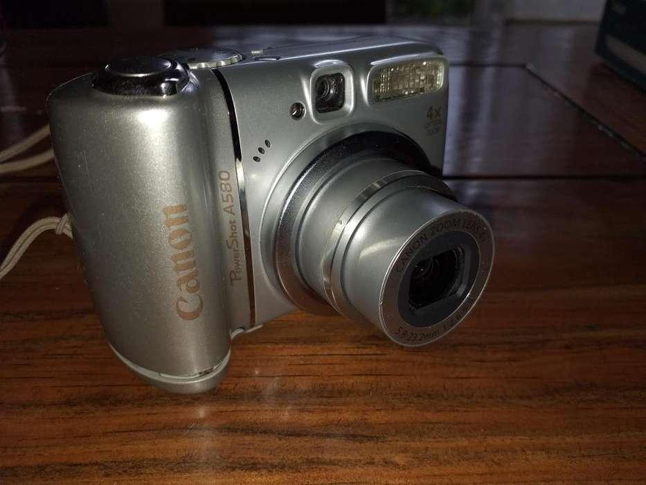 Cámara Digital CANON PowerShot A580