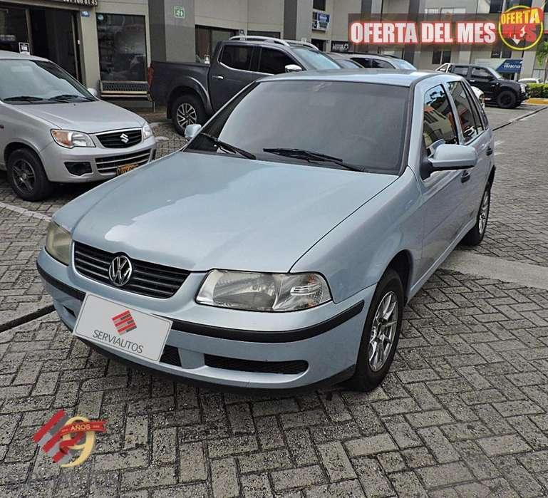 Volkswagen Gol 2002 - 139000 km