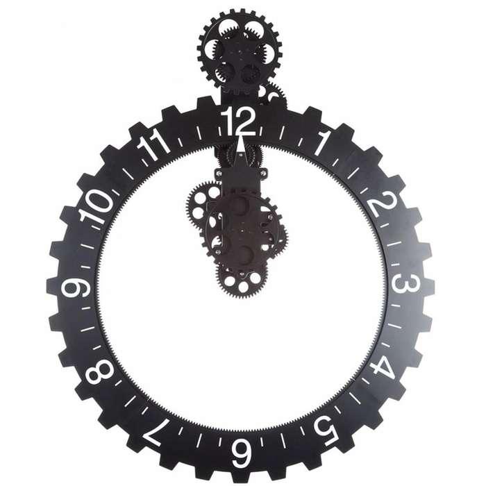 Reloj Pared Con Innovador Diseño