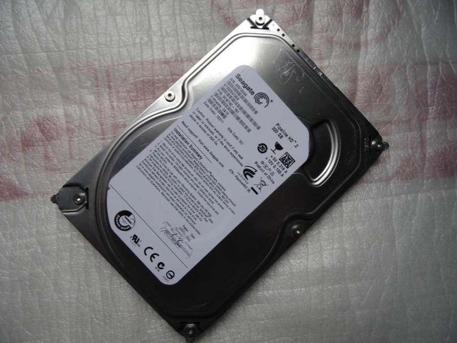 Disco duro Seagate 320 GB 3.5 para PC Perfecto estado
