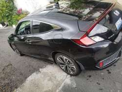 Se Vende Honda Civic 2016 Ex Turbo