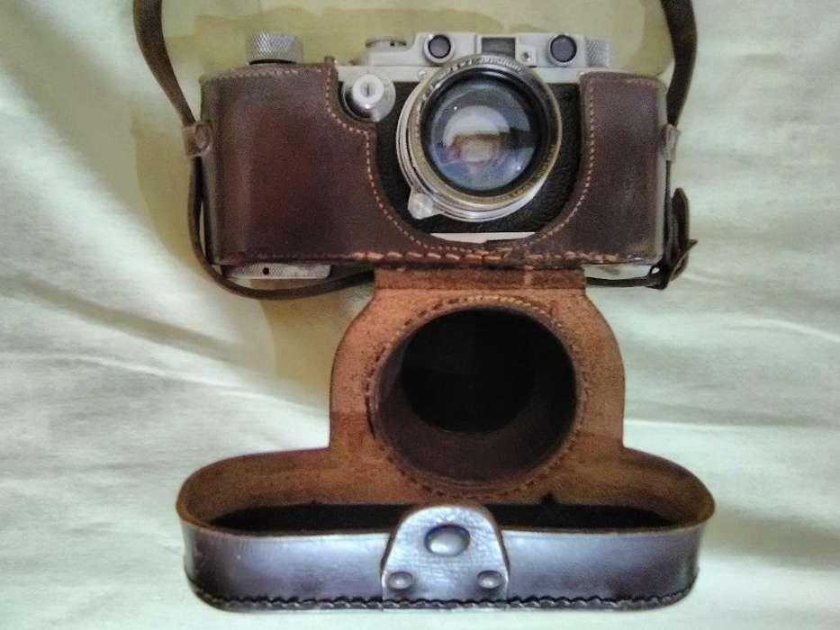 <strong>camara</strong> Leica IIIa 1935