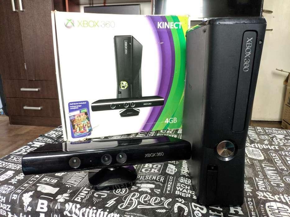 Xbox 360 Kineckt