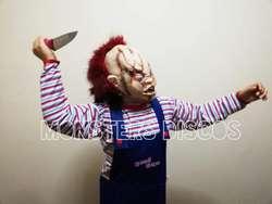 Disfraz Halloween Chucky Disfraces Niños