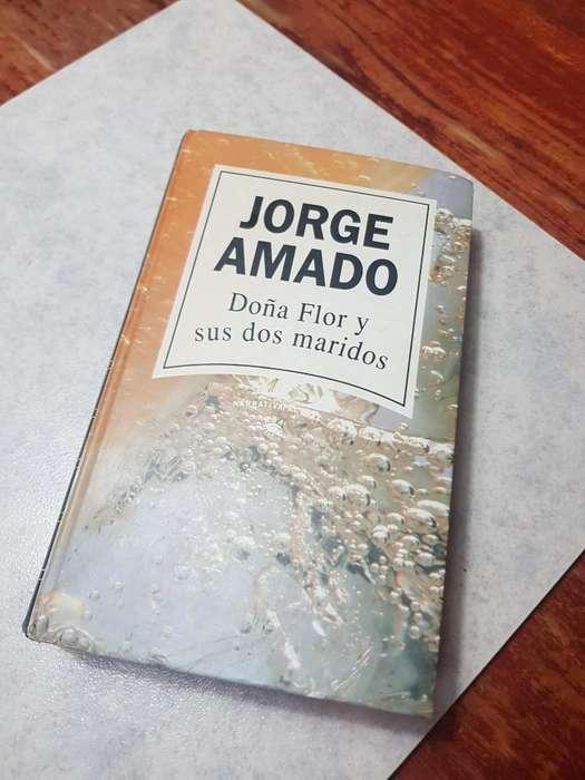 Libro Jorge Amado Doña Flor Y Sus 2
