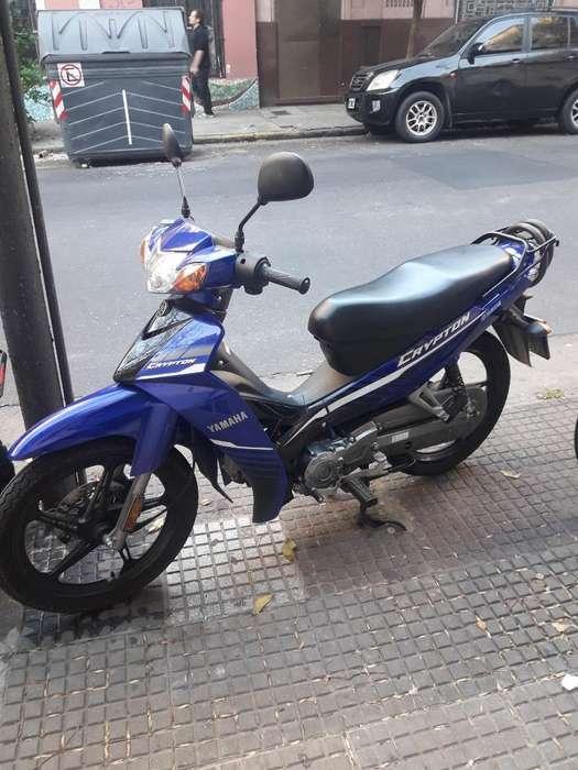 Yamaha Crypton Full 110