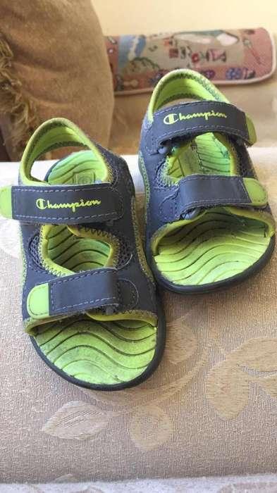 Zapatillas Champions Talla 6