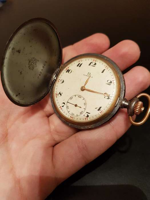 Reloj de Bolsillo Omega