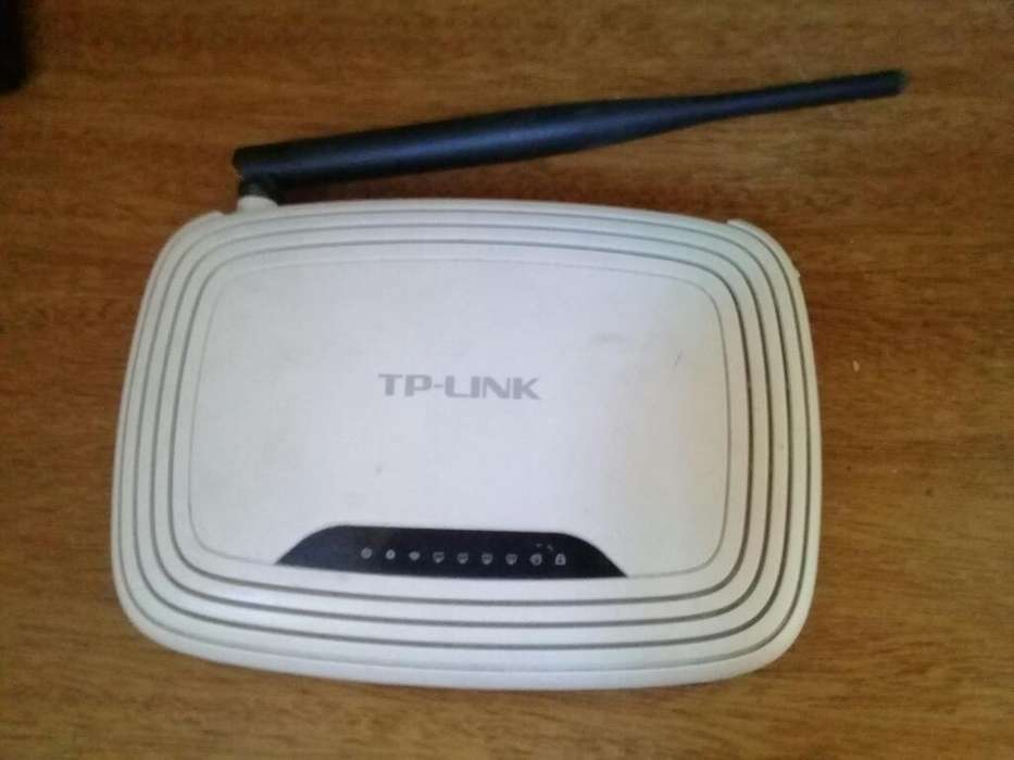 Tp-link 1 <strong>antena</strong>