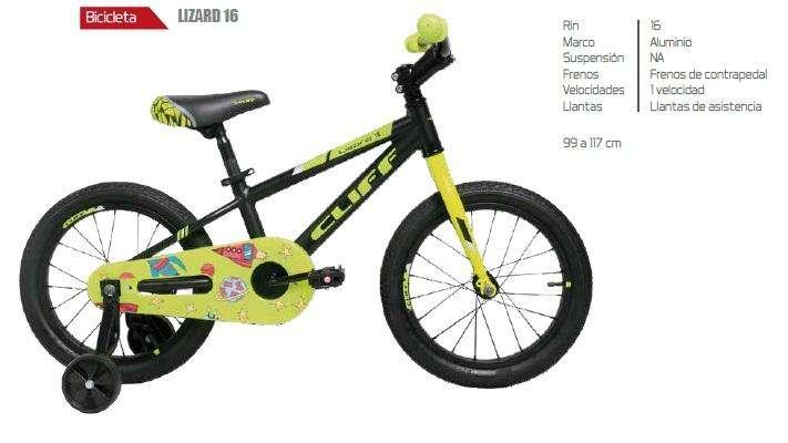 Tienda de Ciclismo Pasto-Bicicleta Niños Rin 16