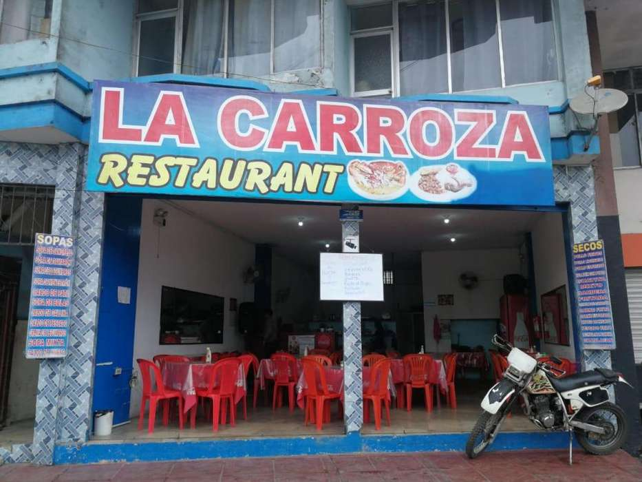Se Vende Restaurant La Carroza