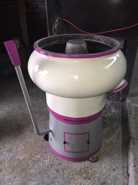 Vibradora Circular de 60Lt