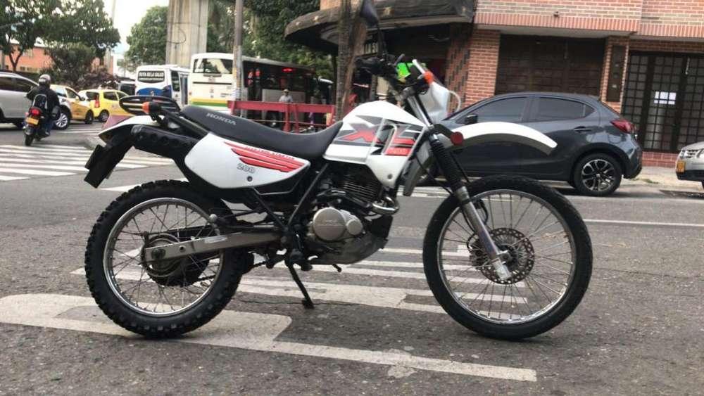 <strong>honda</strong> Xl 200 Modelo 2007 Soat Tecno