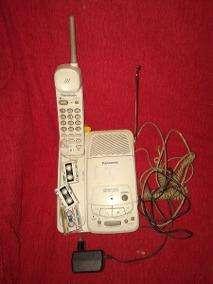 Teléfono Inalámbrico Contestador Panasonic Kx-4310w no funca