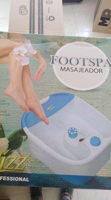 massjeador FOOTSPAS