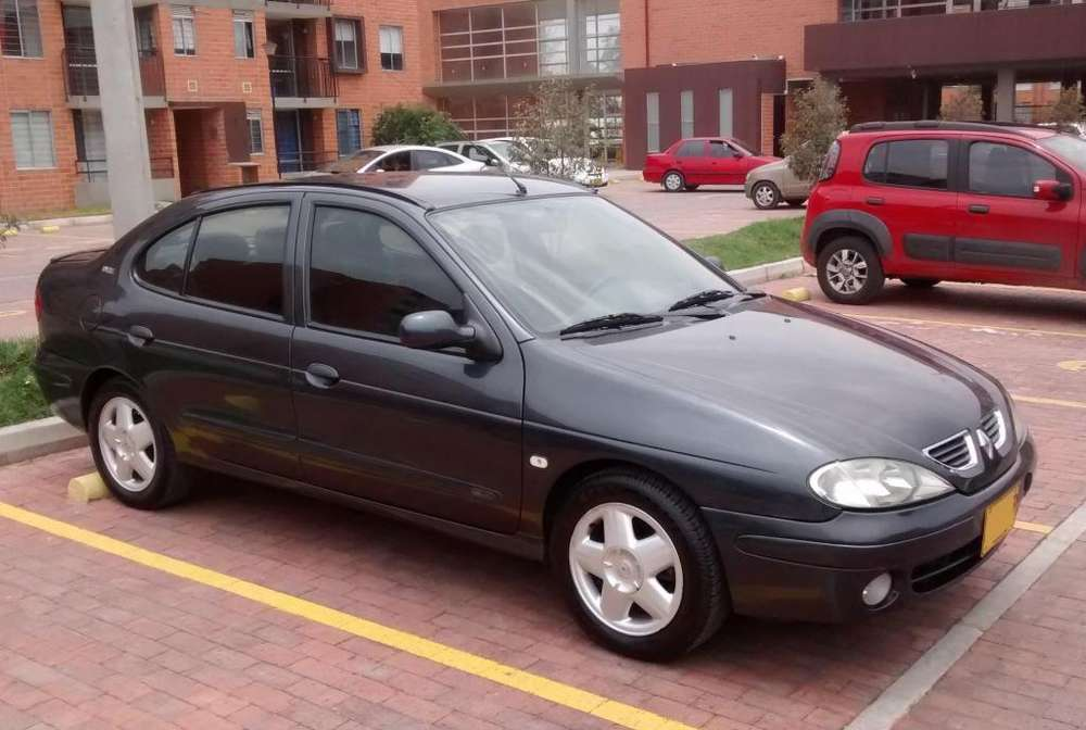 Renault Megane  2008 - 128500 km