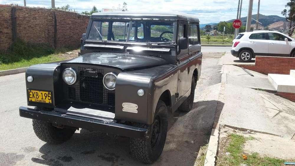 Land Rover Santana 1964 - 120000 km