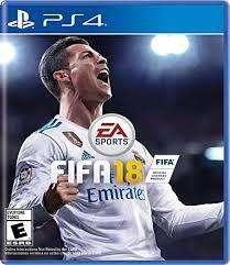 VENDO FIFA 18 PARA PS4,