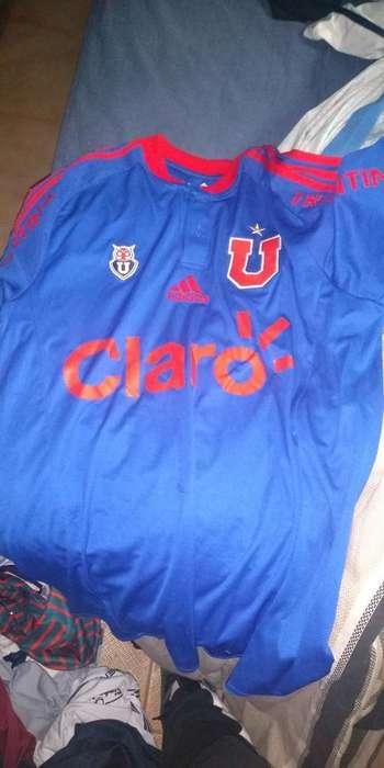 Camiseta de La U de Chile