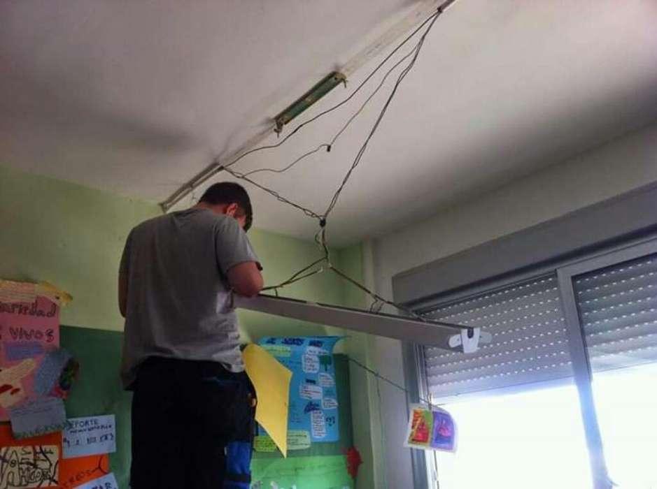 Electricista 24 Hs Obras Reparaciones