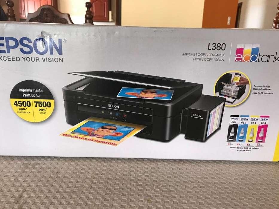 Impresora Edson L380