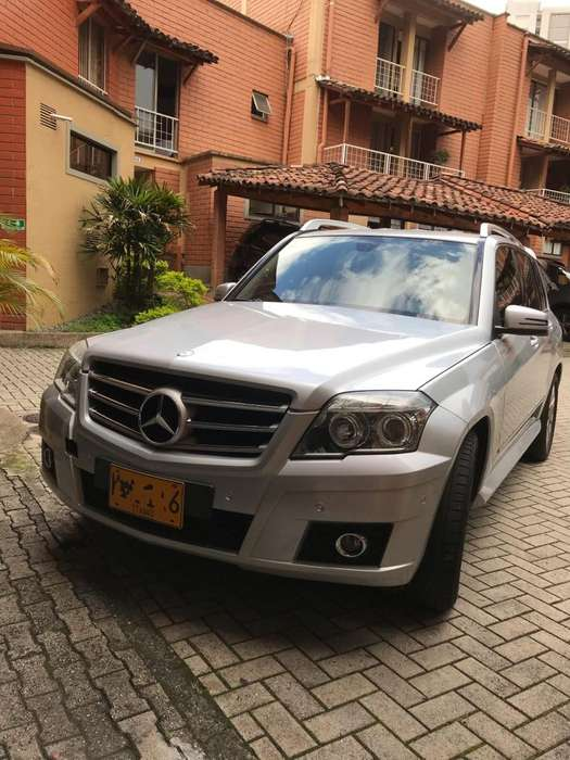 <strong>mercedes</strong>-Benz Clase GLK 2010 - 70000 km