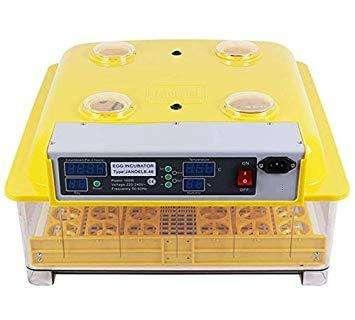 Incubadora Automatica 48 Huevos
