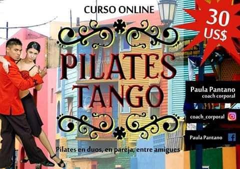 Curso Pilates Tango Online
