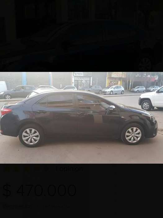 Toyota Corolla 2015 - 117000 km