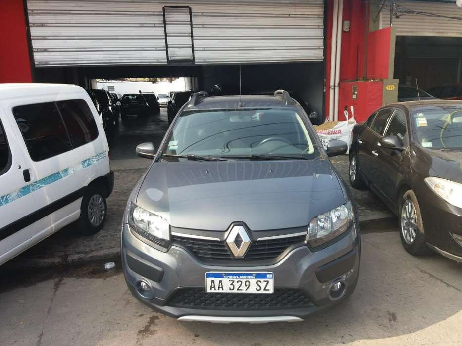 Renault Sandero Stepway 2016 - 50000 km