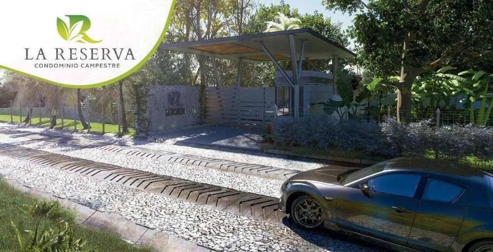 venta lote en Condominio Campestre - wasi_877262