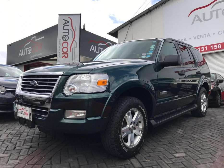 <strong>ford</strong> Explorer 2008 - 130000 km