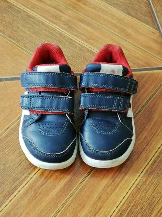 Zapatillas Adidas, Talla 25