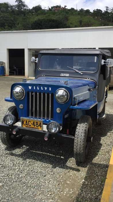 <strong>jeep</strong> Willys 1959 - 0 km