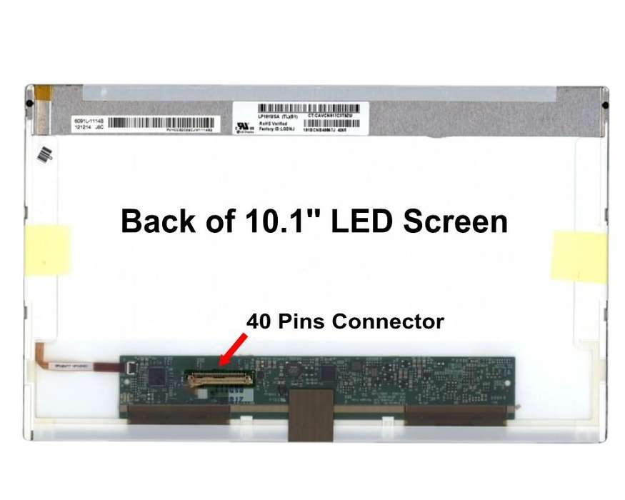 Pantalla para Notebook: Display Led / LCD, acer, toshiba, asus,